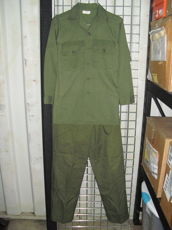 Vietnam Era Military Uniforms
